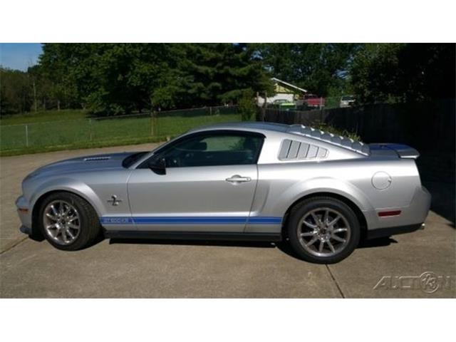 2009 Shelby GT500   915421