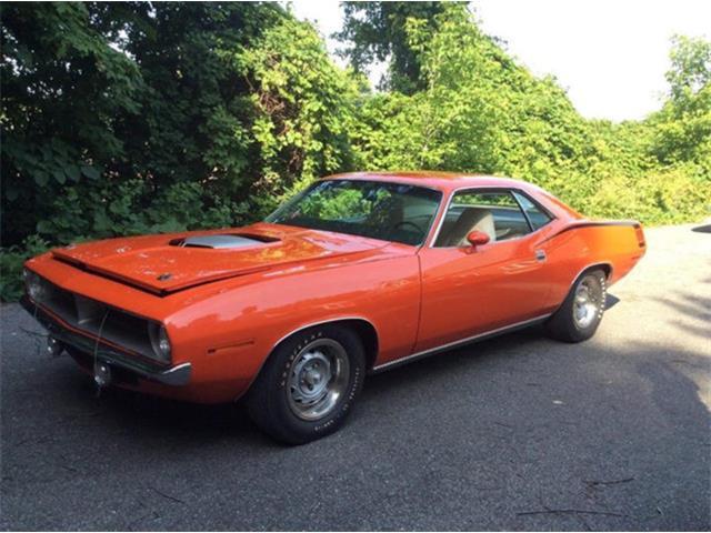 1970 Plymouth Cuda | 915436