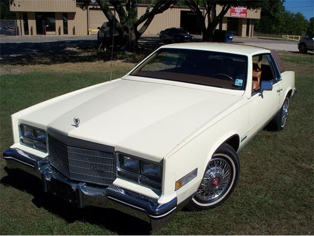 1983 Cadillac Eldorado | 915440