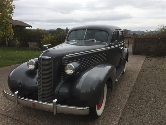 1937 Cadillac LaSalle Series 50 Sedan | 915441