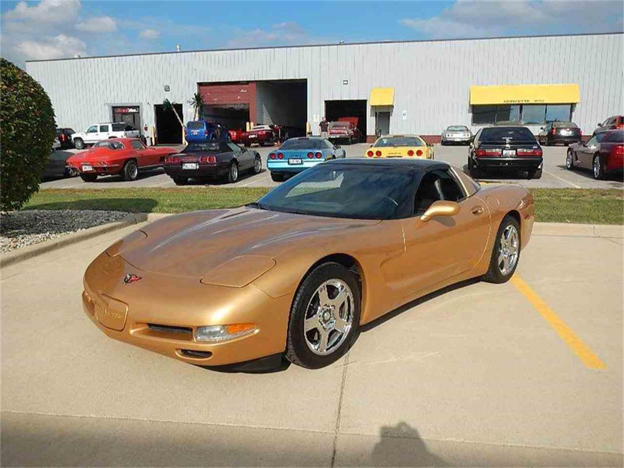 1998 Chevrolet Corvette for Sale - CC-910055