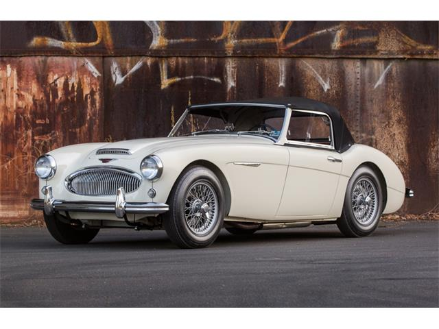1962 Austin-Healey 3000 Mark II | 915506