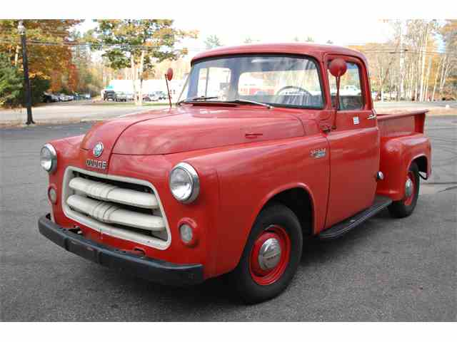 classic dodge pickup for sale on 45 available page 2. Black Bedroom Furniture Sets. Home Design Ideas