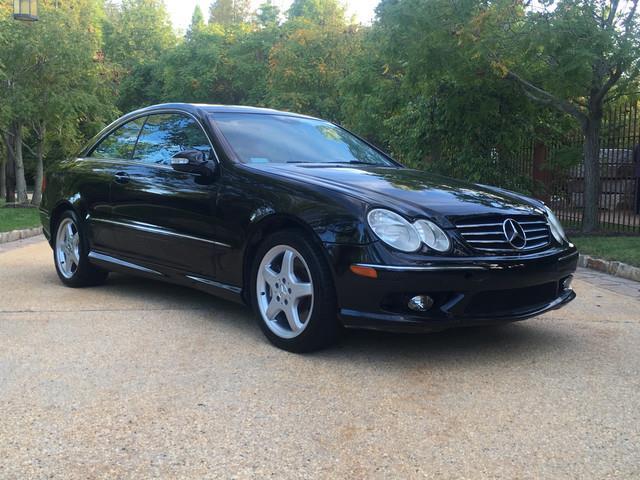 2003 Mercedes-Benz CLK-Class | 910552
