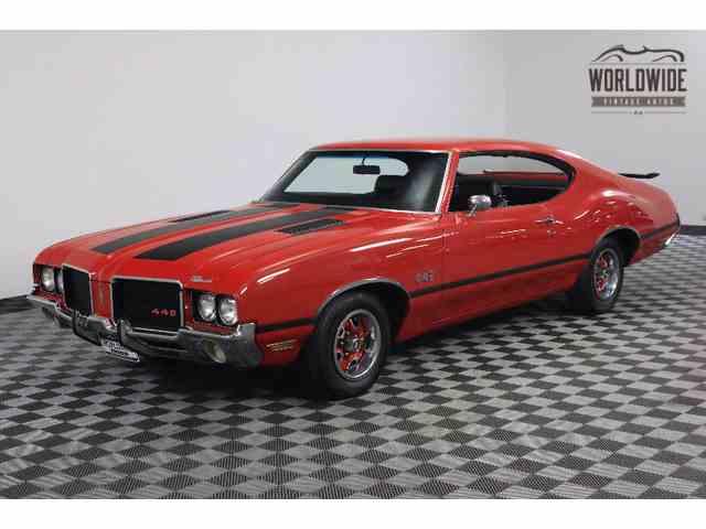 1972 Oldsmobile 442 | 915520