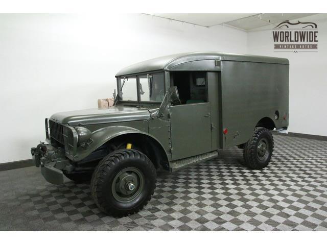 1964 Dodge Power Wagon   915521