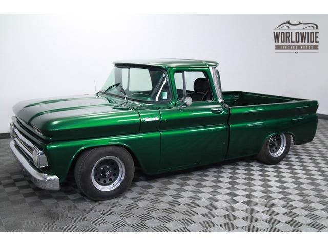 1962 Chevrolet C/K 10 | 915523
