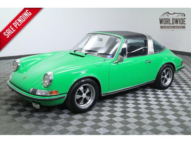 1969 Porsche 911E | 915524