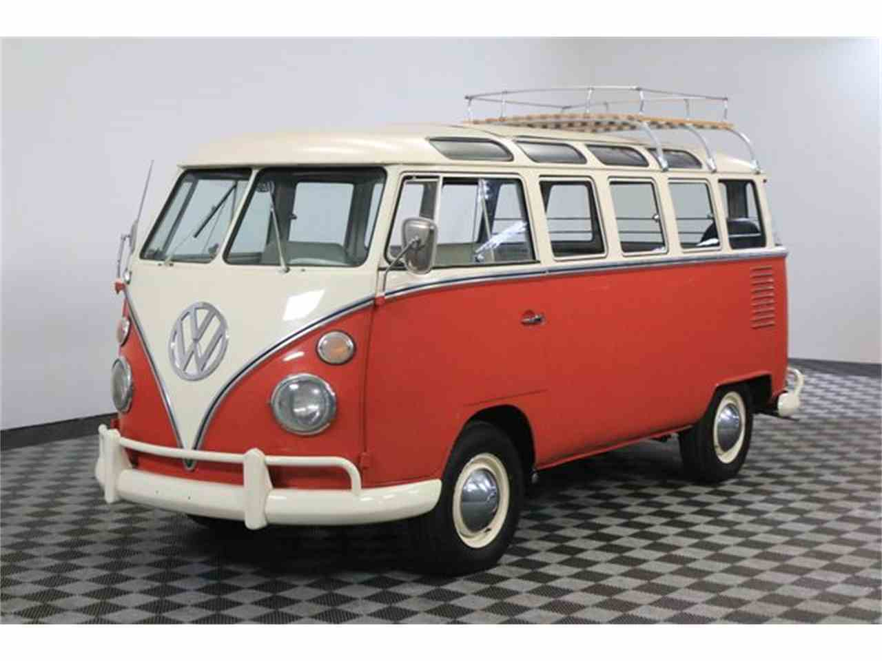 Large Picture of '63 23 WINDOW MICROBUS - JMF9