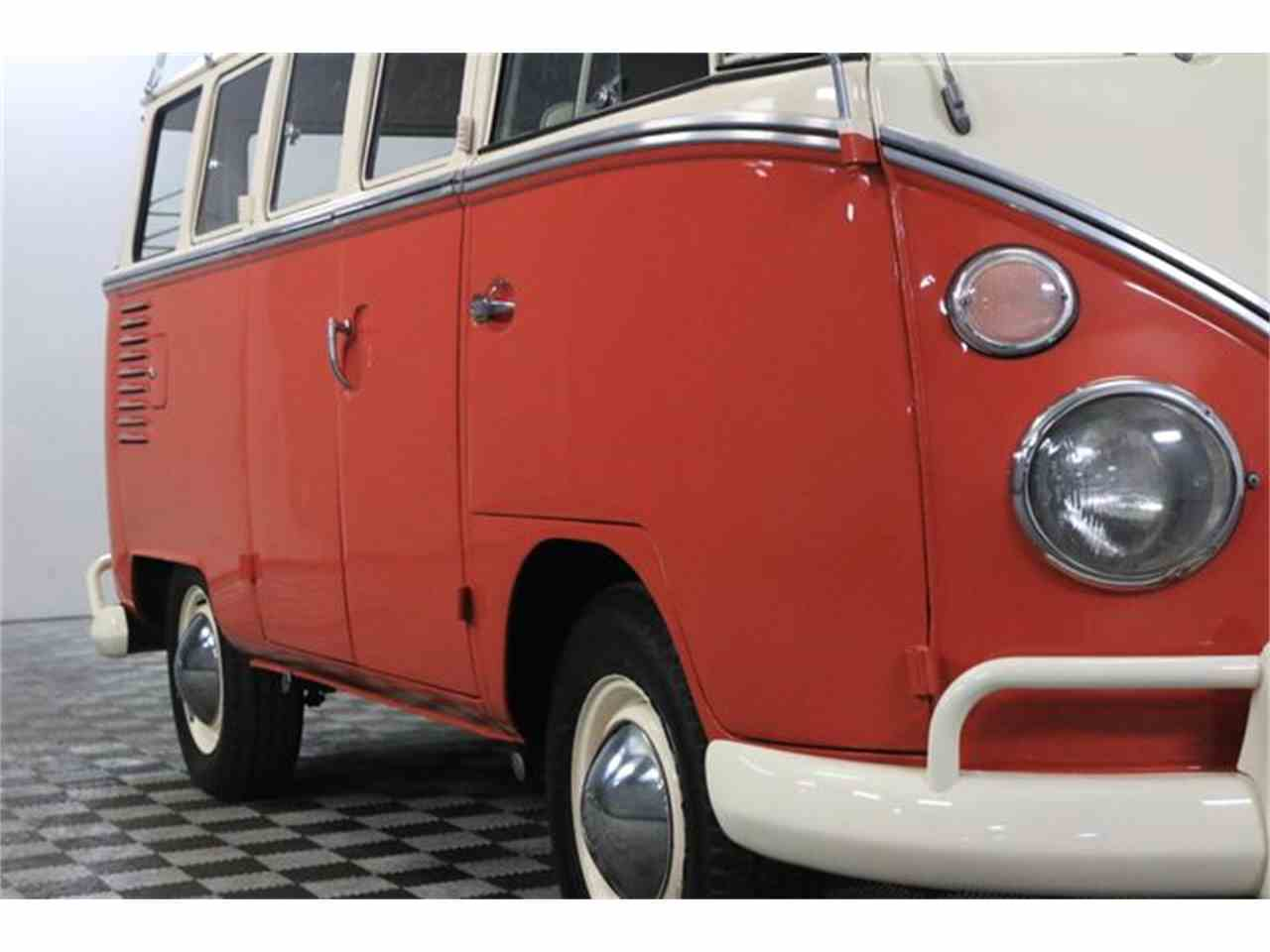 1963 volkswagen 23 window microbus for sale classiccars for 1963 vw 23 window bus