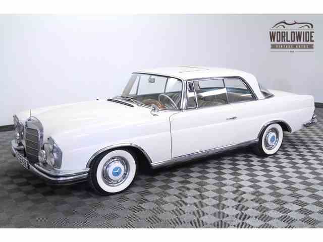 Classifieds For 1961 To 1963 Mercedes Benz 220se 5 Available