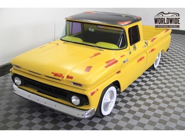 1962 Chevrolet C/K 10 | 915528