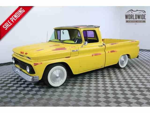 1962 Chevrolet C/K 10   915528