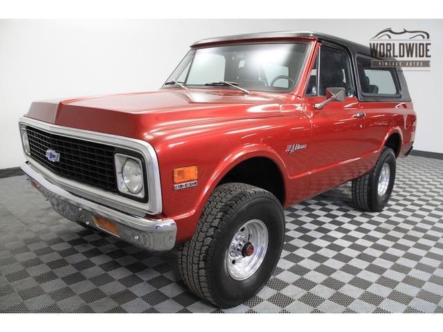 1971 Chevrolet Blazer | 915529