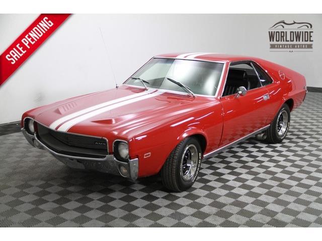 1969 AMC AMX | 915535