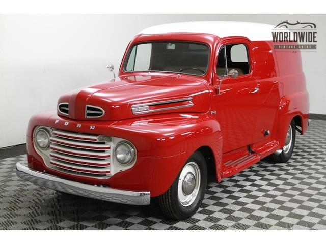1949 Ford Panel Truck | 915537