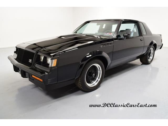 1987 Buick GNX Regal