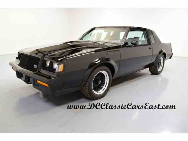 1987 Buick GNX | 910554