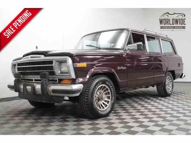 1989 Jeep Wagoneer | 915541