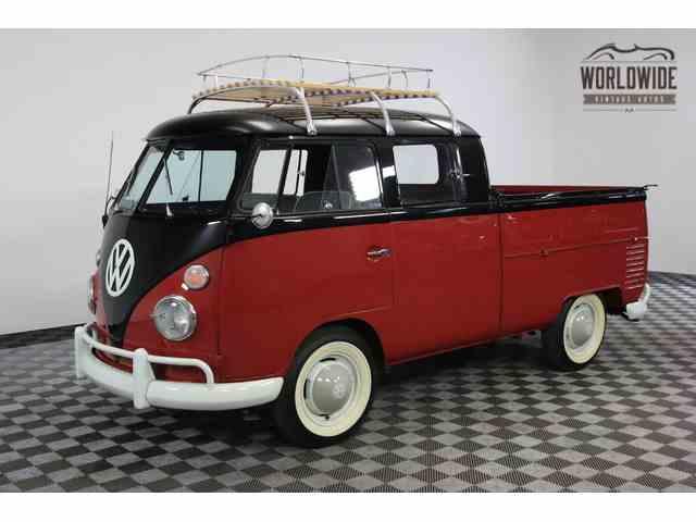 1962 Volkswagen Transporter | 915542