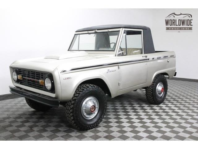 1969 Ford Bronco   915543