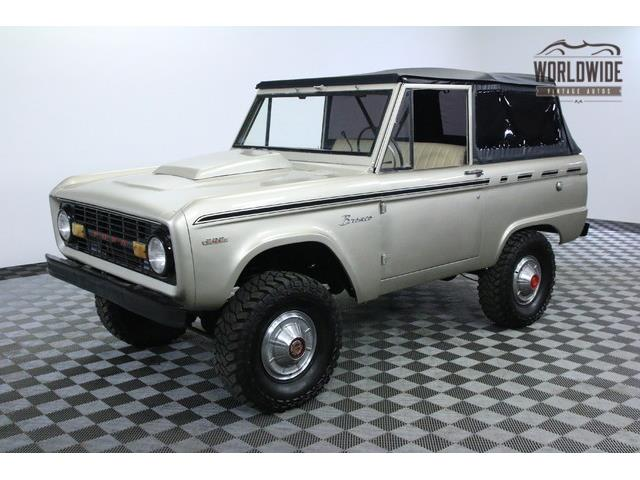 1969 Ford Bronco | 915543