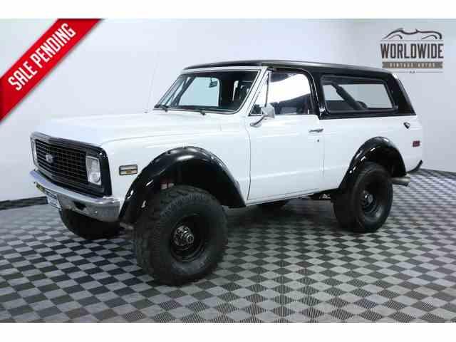 1971 Chevrolet Blazer | 915557
