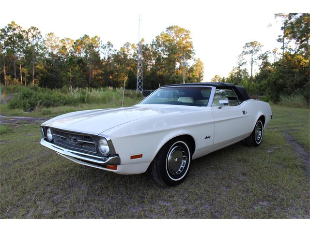1972 Ford Mustang | 915558