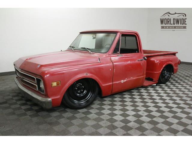 1968 Chevrolet C/K 10 | 915560