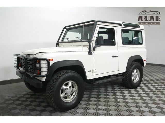 1997 Land Rover Defender | 915562