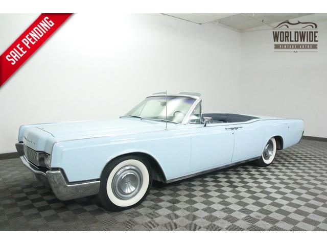 1967 Lincoln Continental | 915566