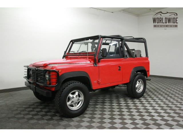 1997 Land Rover Defender | 915572