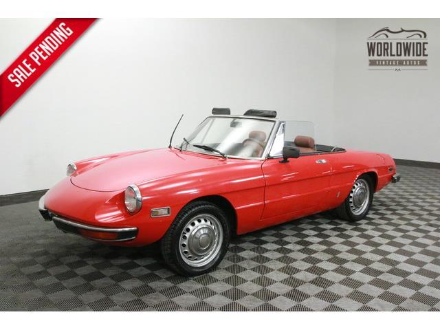 1971 Alfa Romeo Spider | 915573
