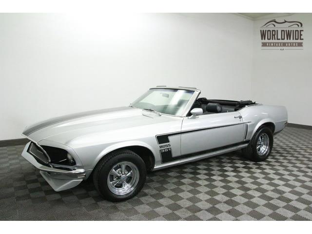 1969 Ford Mustang | 915577