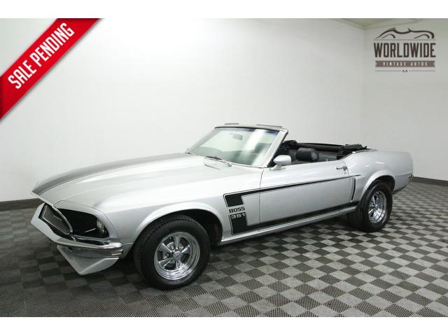 1969 Ford Mustang   915577