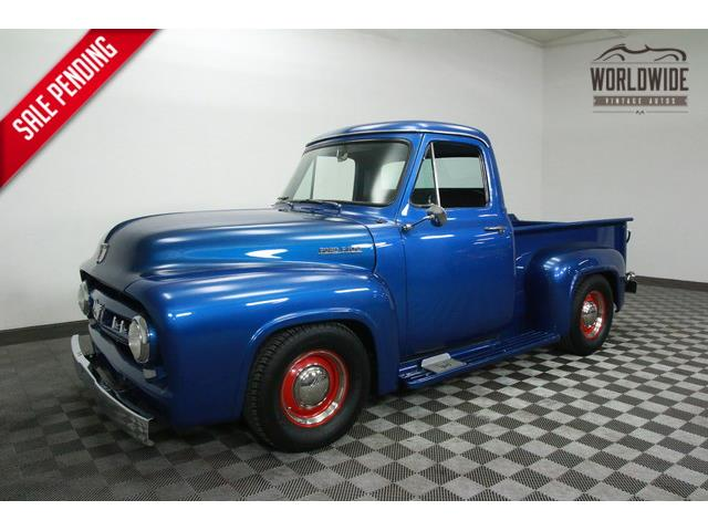 1953 Ford F100 | 915581