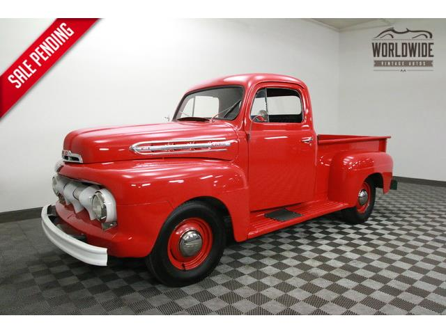 1951 Ford F1 | 915589