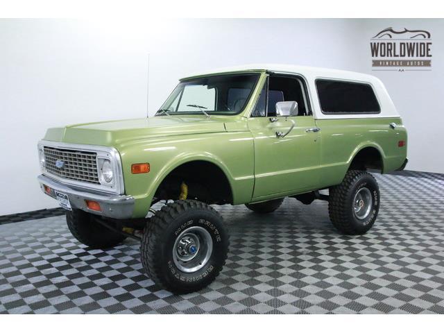 1972 Chevrolet Blazer | 915590