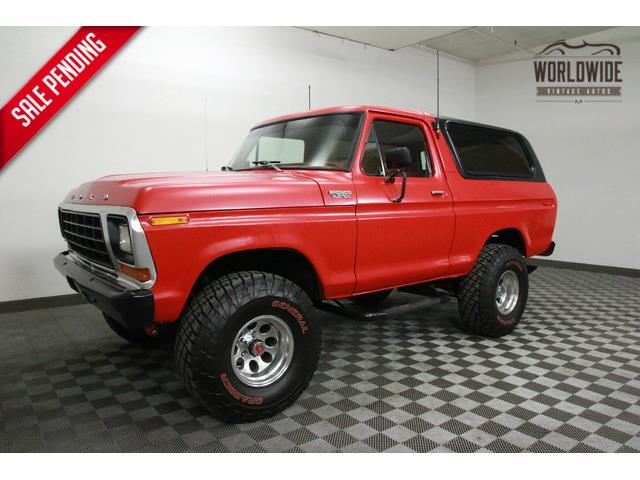 1979 Ford Bronco | 915594