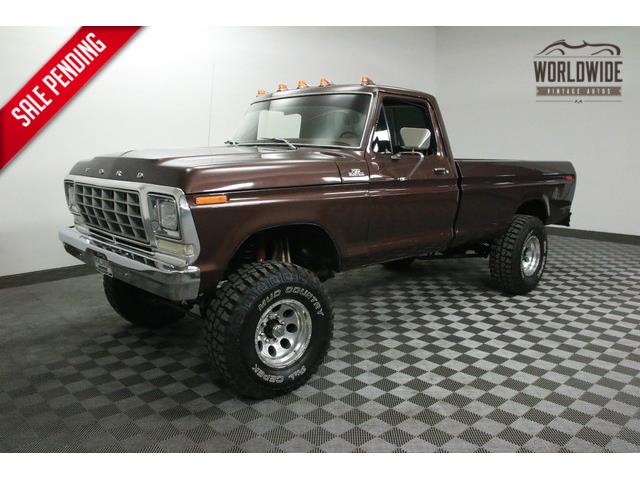 1978 Ford F150   915601