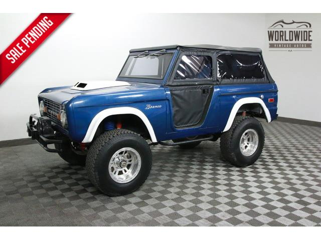 1973 Ford Bronco | 915605