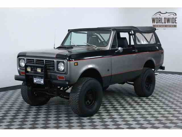 1976 International Scout | 915609