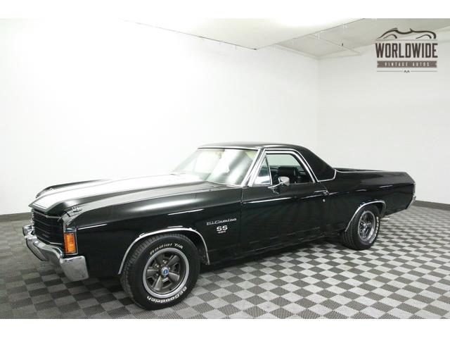 1972 Chevrolet El Camino | 915611