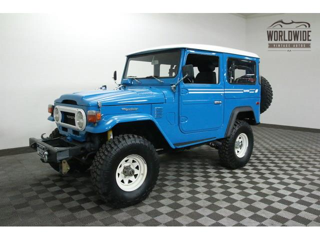 classic toyota land cruiser for sale on 93 available page 2. Black Bedroom Furniture Sets. Home Design Ideas