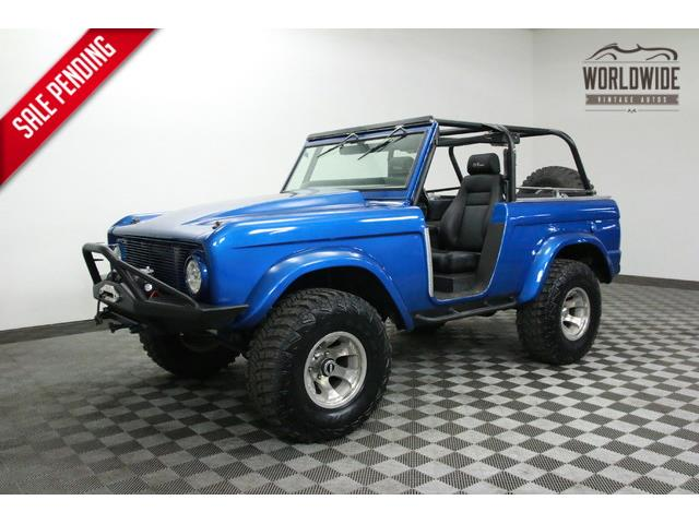1975 Ford Bronco | 915618