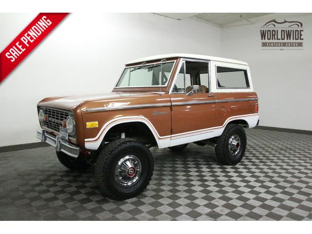 1977 Ford Bronco | 915619
