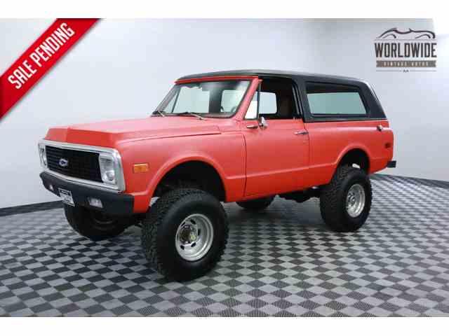 1972 Chevrolet Blazer | 915621