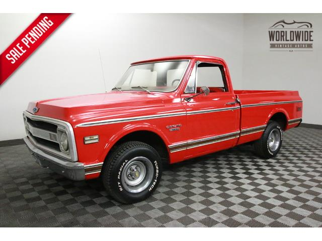 1969 Chevrolet C/K 10 | 915624