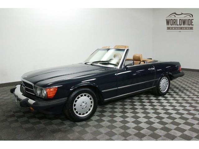 1986 Mercedes-Benz 560SL | 915625