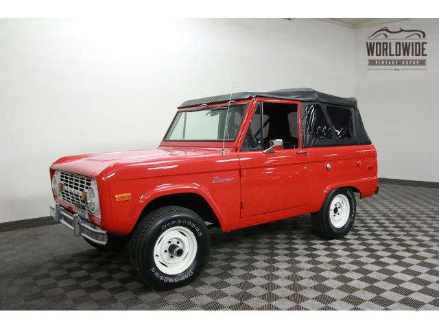 1970 Ford Bronco | 915629